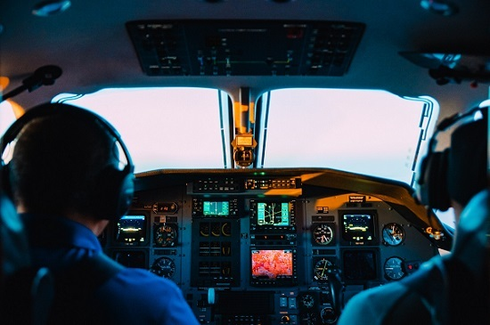 Webinar: Lessons for captains of industry from captains of aircraft