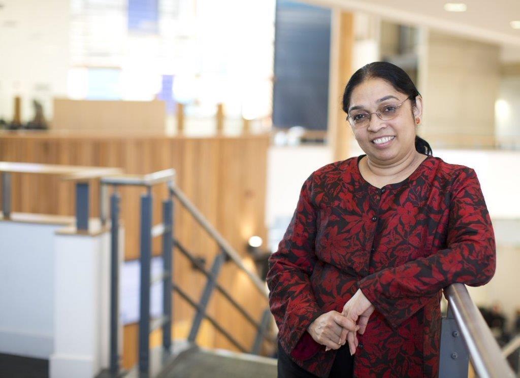 Angelique Chettiparamb Wins Leverhulme International Academic Fellowship