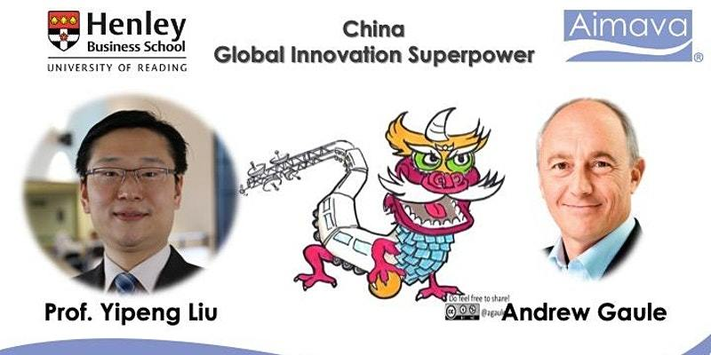 China - Global Innovation Superpower