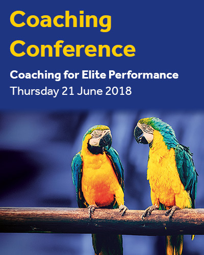 Coaching Conference Advert