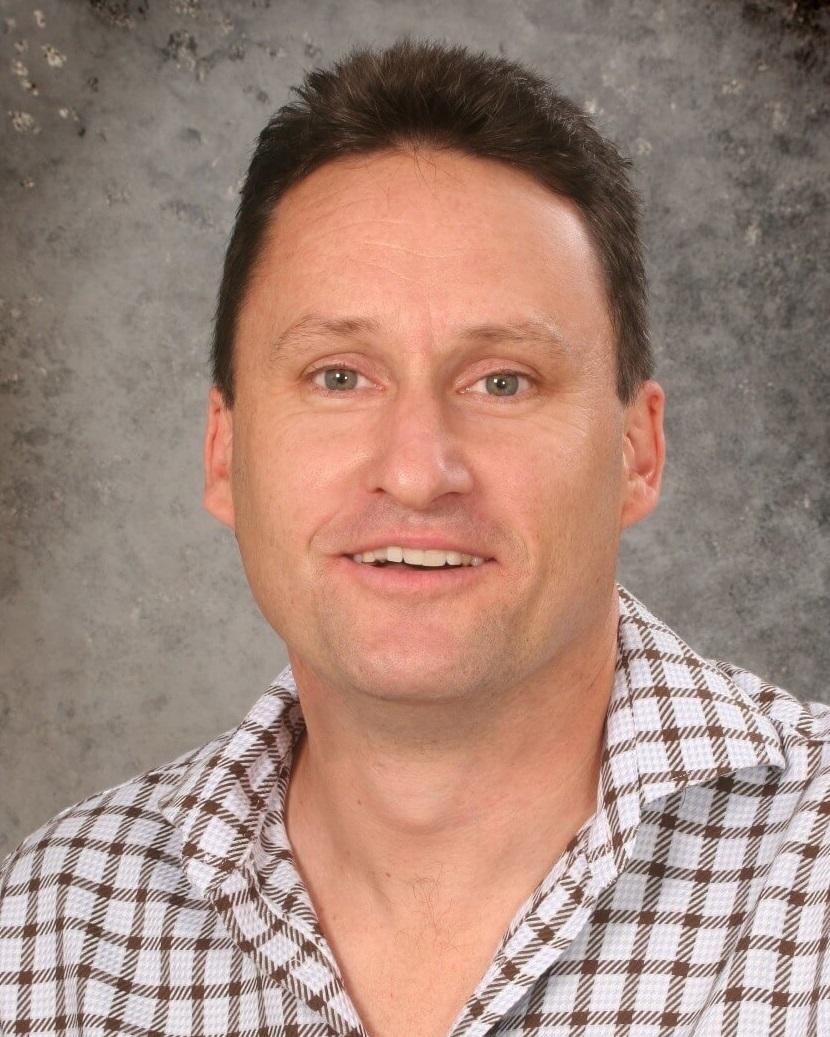 Dr Gordon Spence