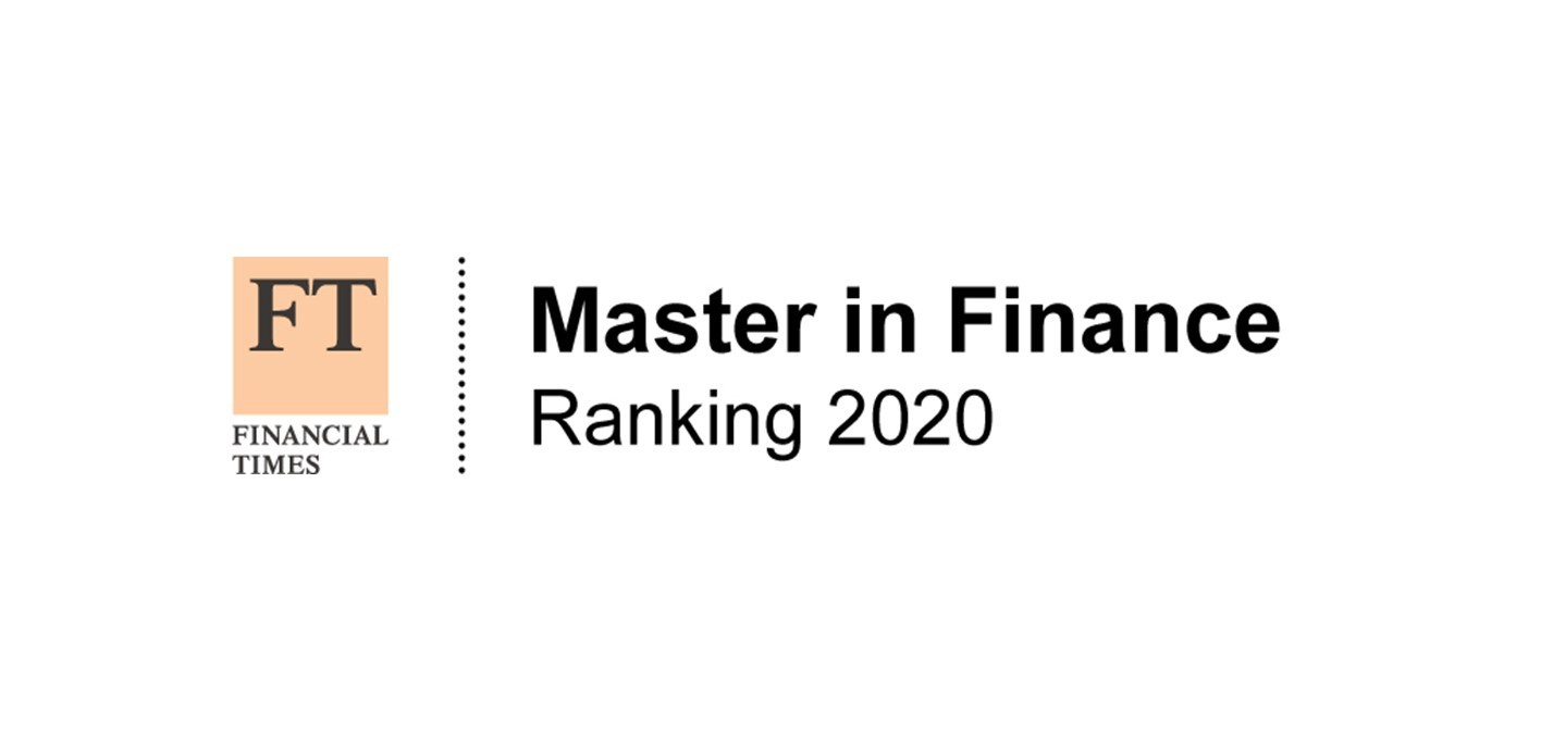 FT Global Masters in Finance Ranking 2020