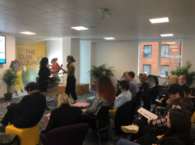 Henley Business School Students Support the Festival of Digital Disruption 2019
