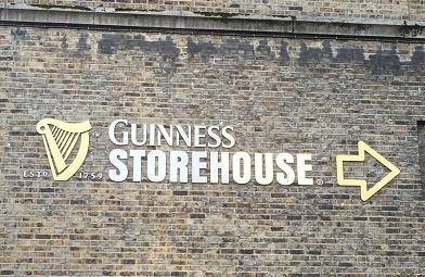 Social Drinks & Guinness Storehouse Tour (Dublin)