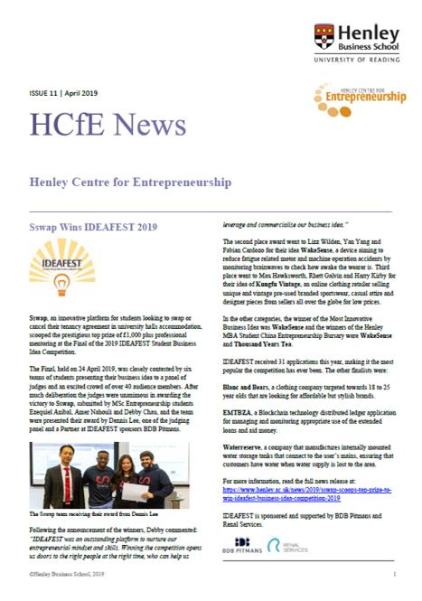 Henley Centre for Entrepreneurship | Henley Business School