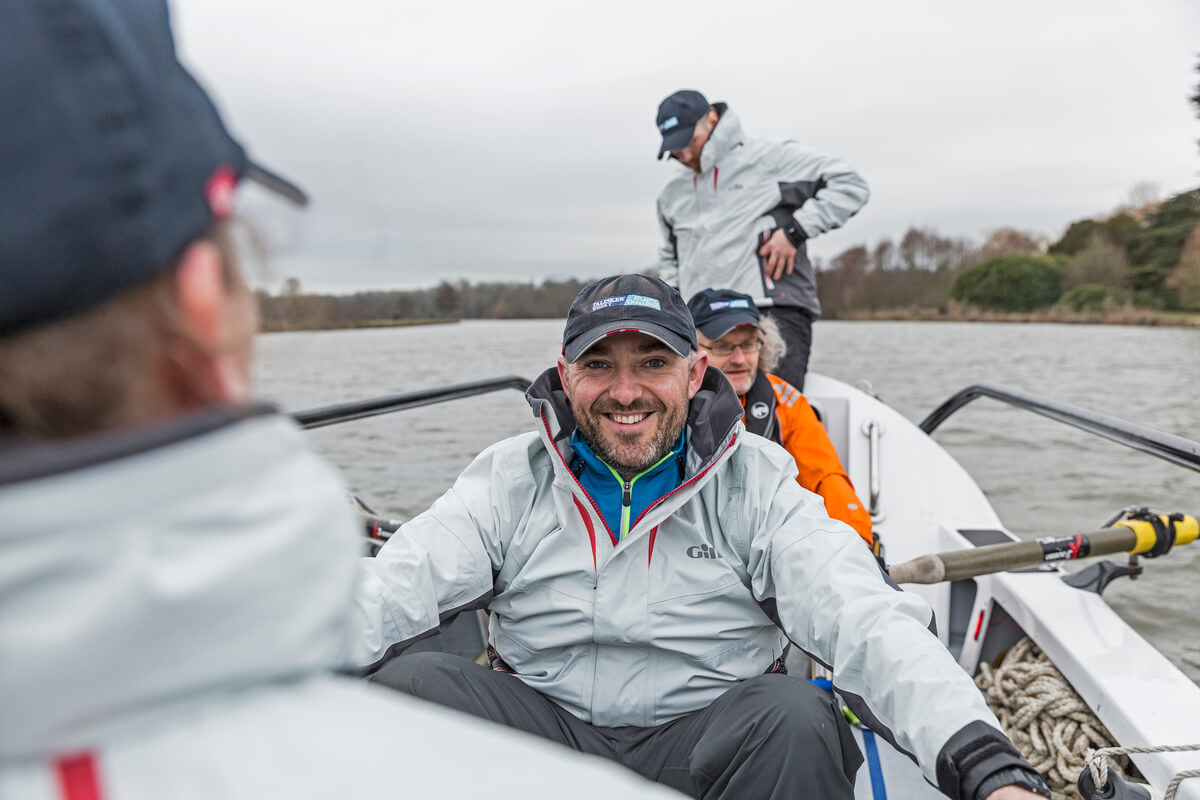 Meet Heads Together and Row: Toby Gould