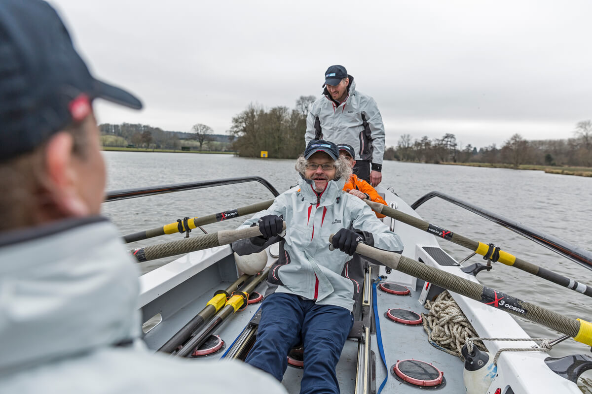 Meet Heads Together and Row: Justin Coleman