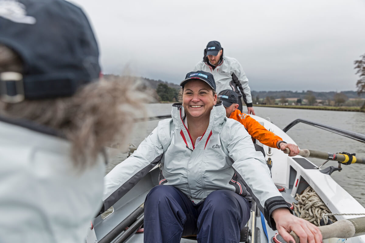 Meet Heads Together and Row: Alison Wannell