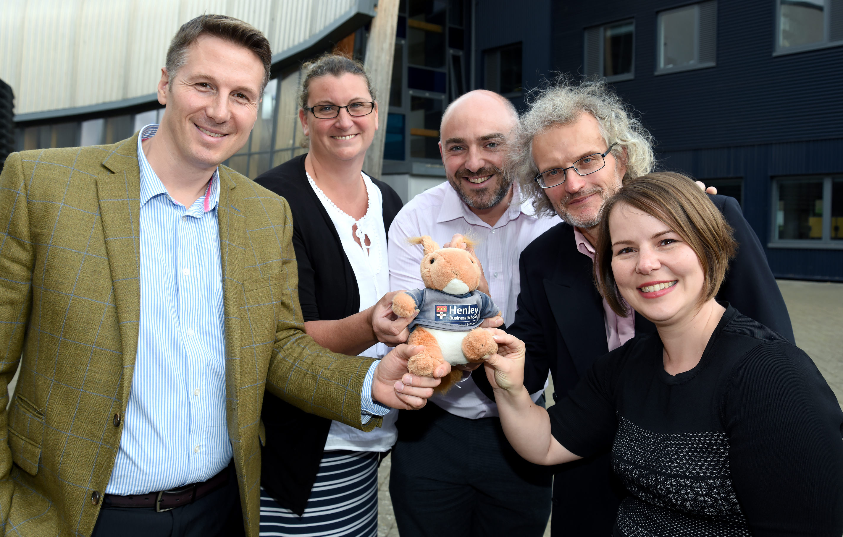 In pictures: Heads Together and Row research launch