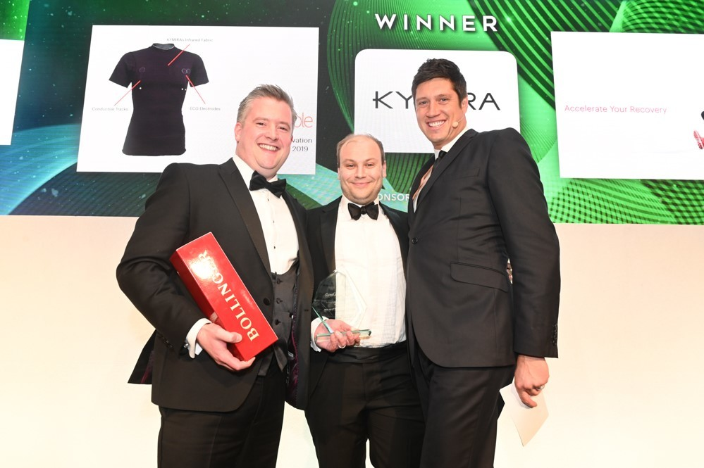 KYMIRA Honoured with The Best Technology and Innovation Company 2019 Award
