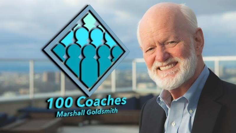 Marshall Goldsmith's100 Coaches Europe 'Pay It Forward' Programme