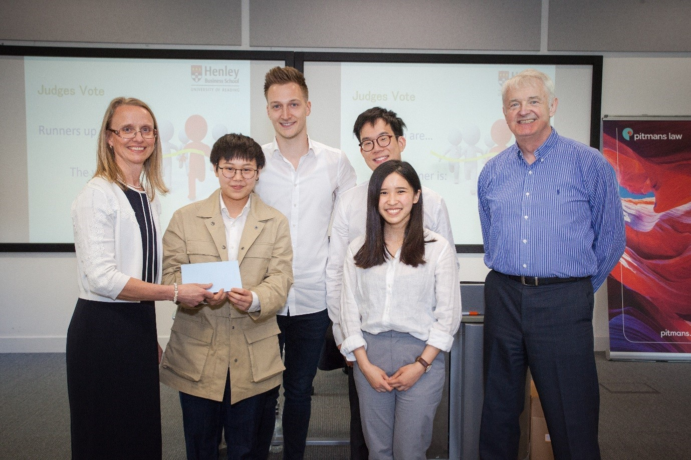 Norma scoops awards at the 2018 IDEAFEST Student Business Idea Competition
