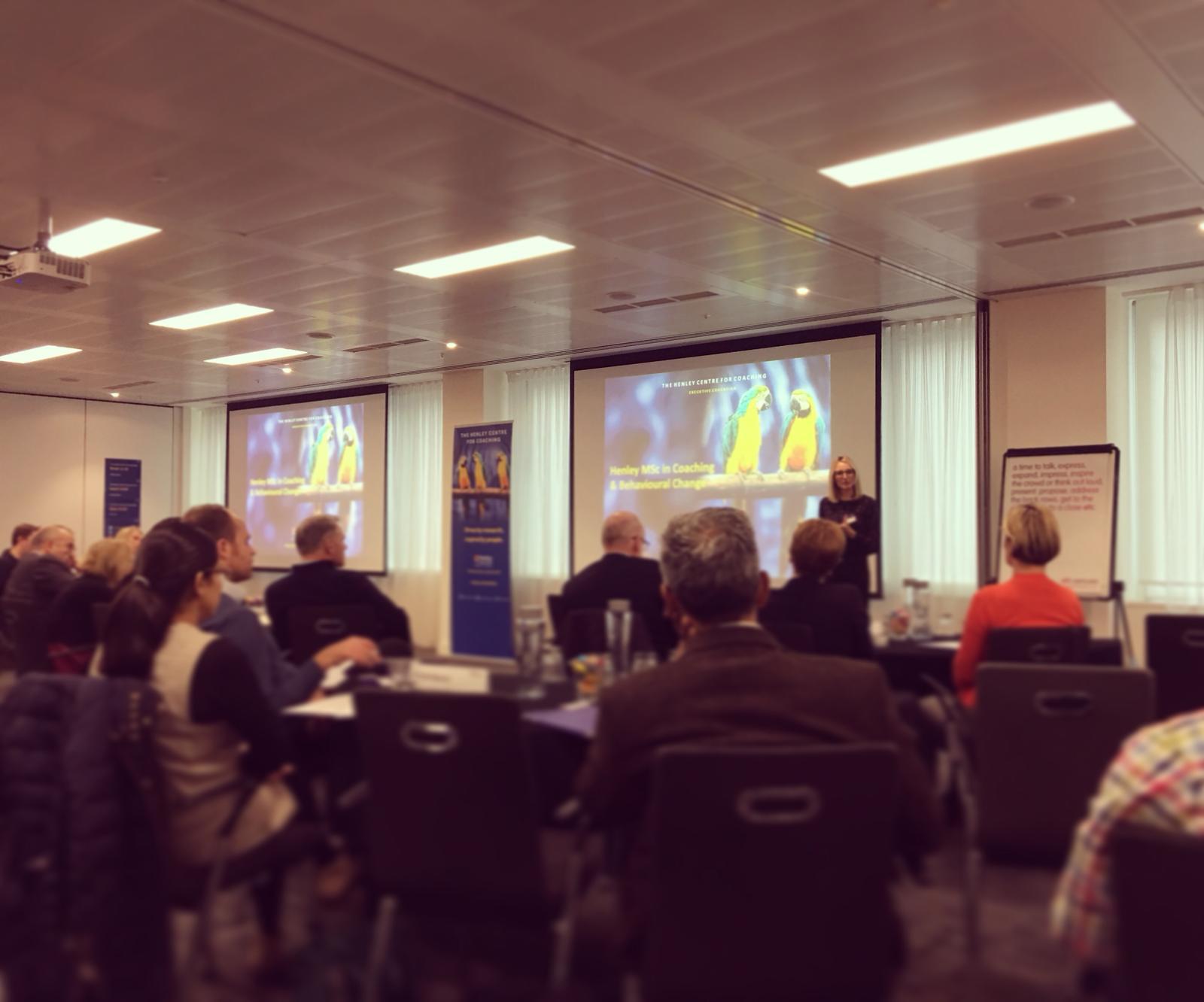 Coaching Open Morning 2019 - London