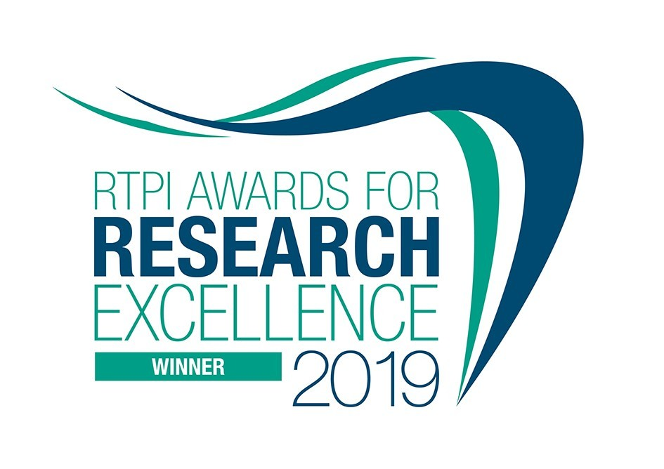 Neighbourhood Planning Research Team win RTPI Award
