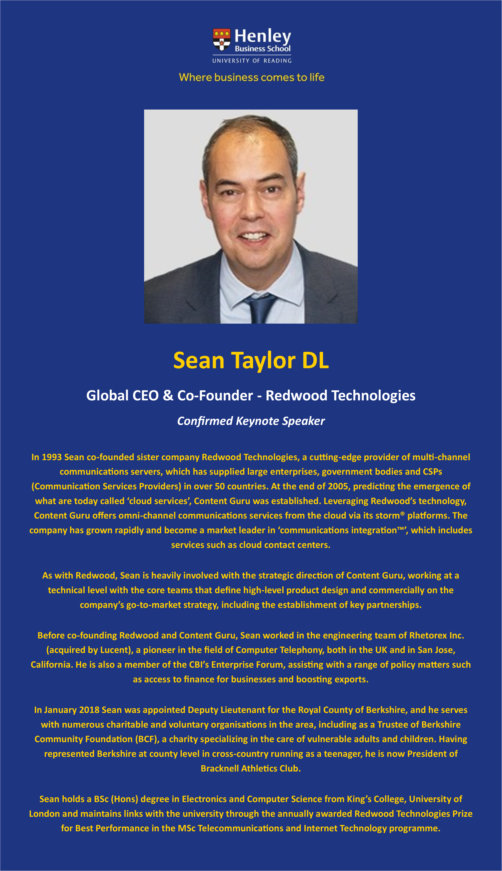 Sean Taylor Dl Bio