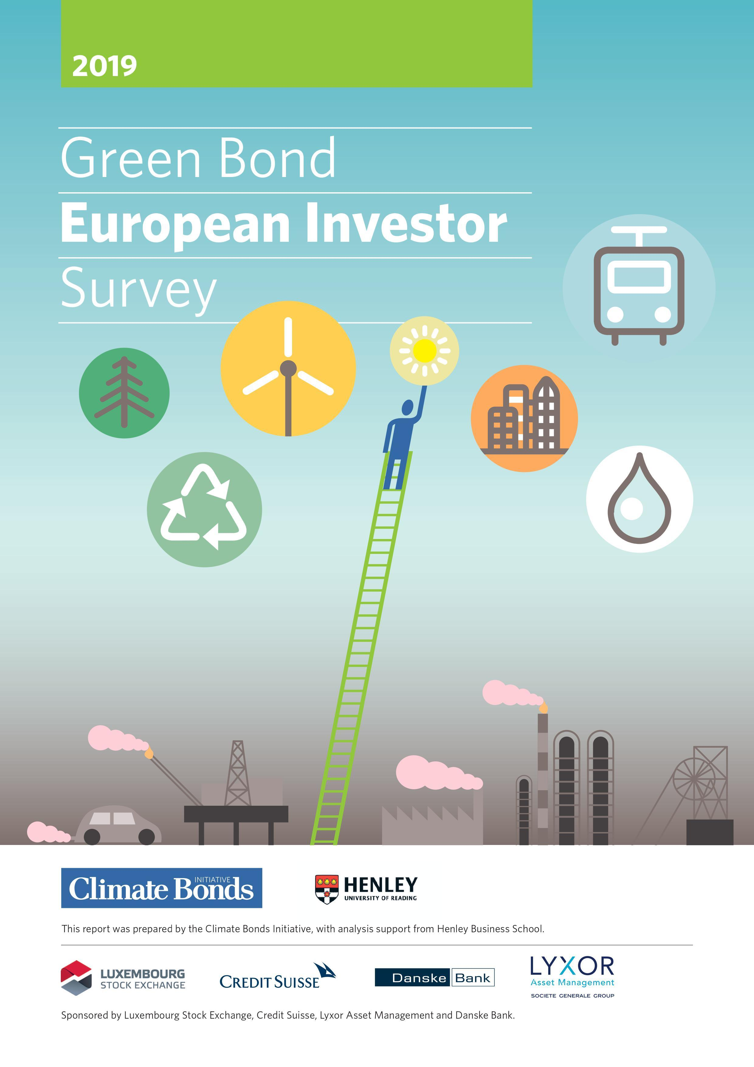 Henley academics collaborate with Climate Bonds Initiative on first Green Bond Investor Survey