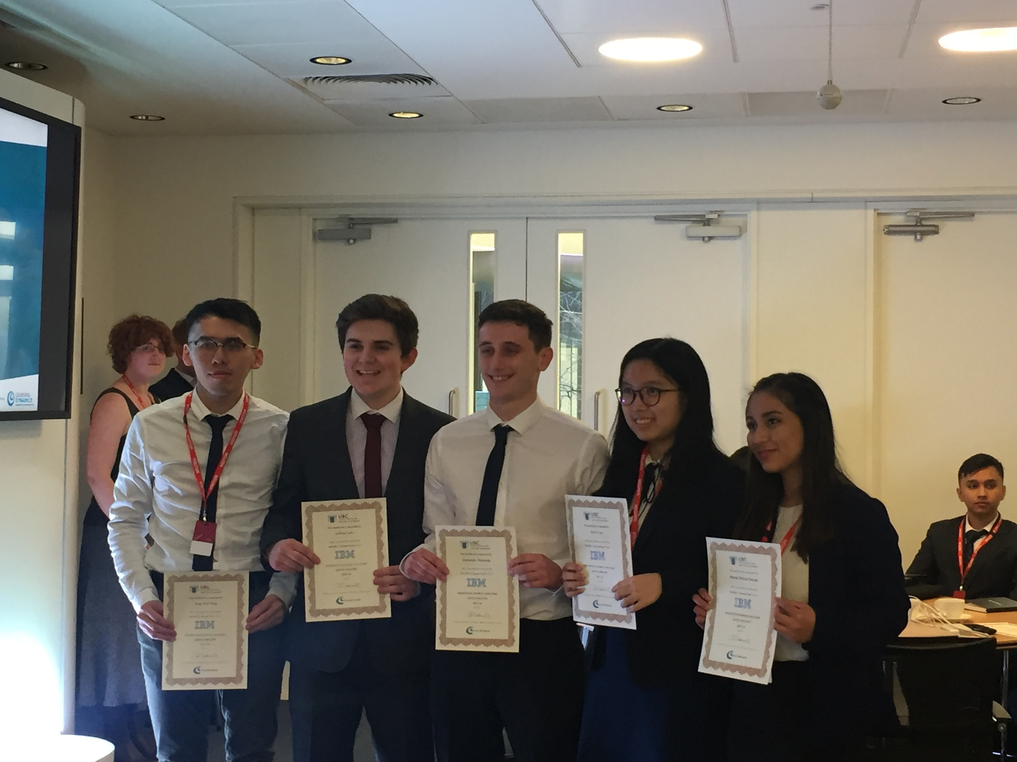 University Business Challenge: Henley Students again, shine on the national stage