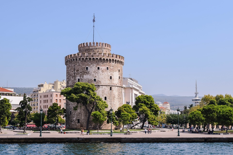 QS World Grad School Tour, Thessaloniki