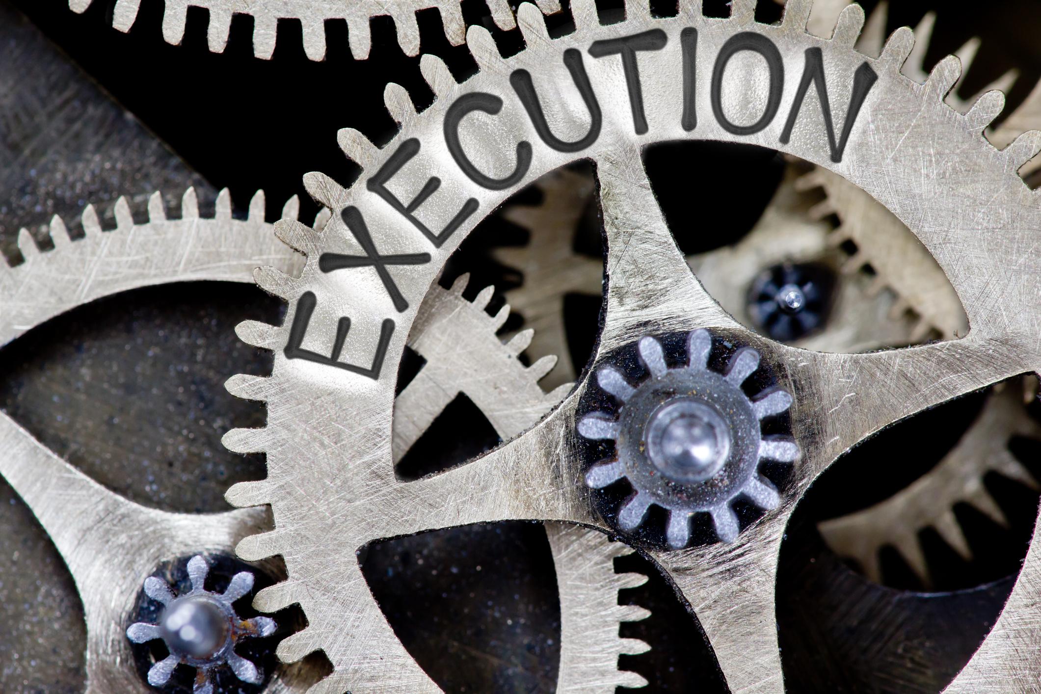 Open Webinar - Strategy Execution