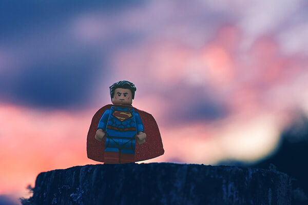 LEGO: Who Am I?