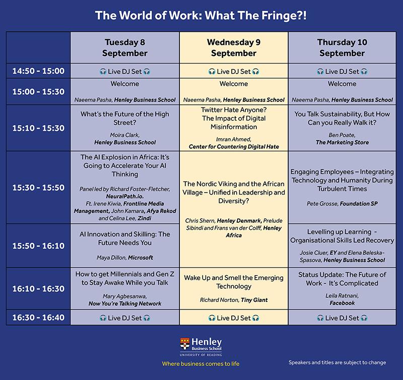 Wow Wtf Agenda 1 Sep