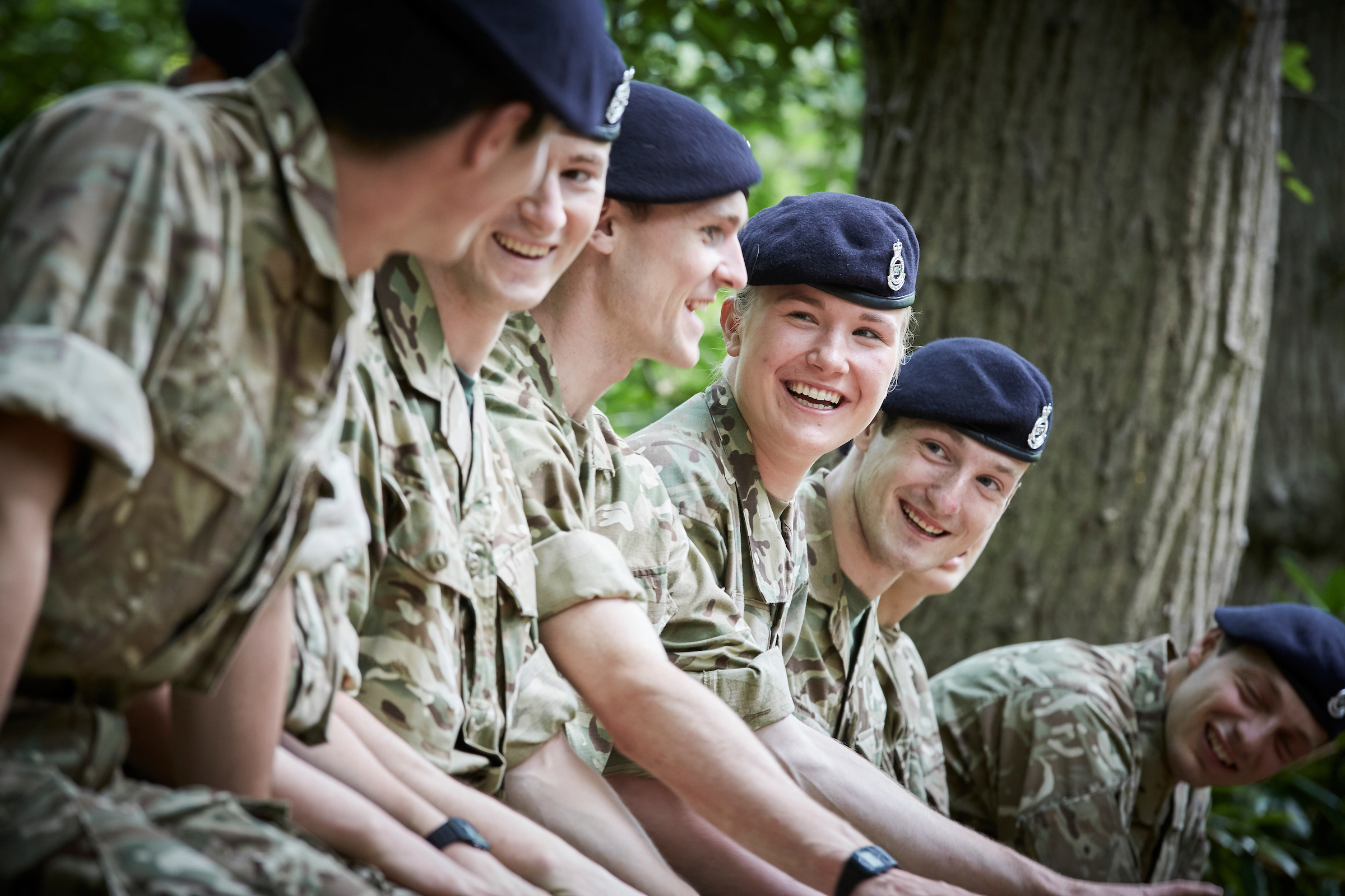 Delivering degree programmes for the British Army