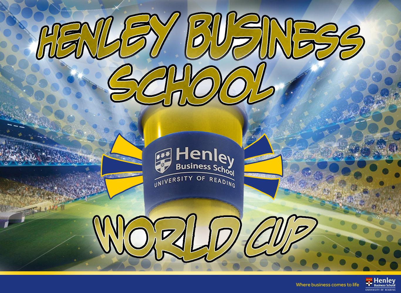 Henley World Cup 2018 | Henley Business School