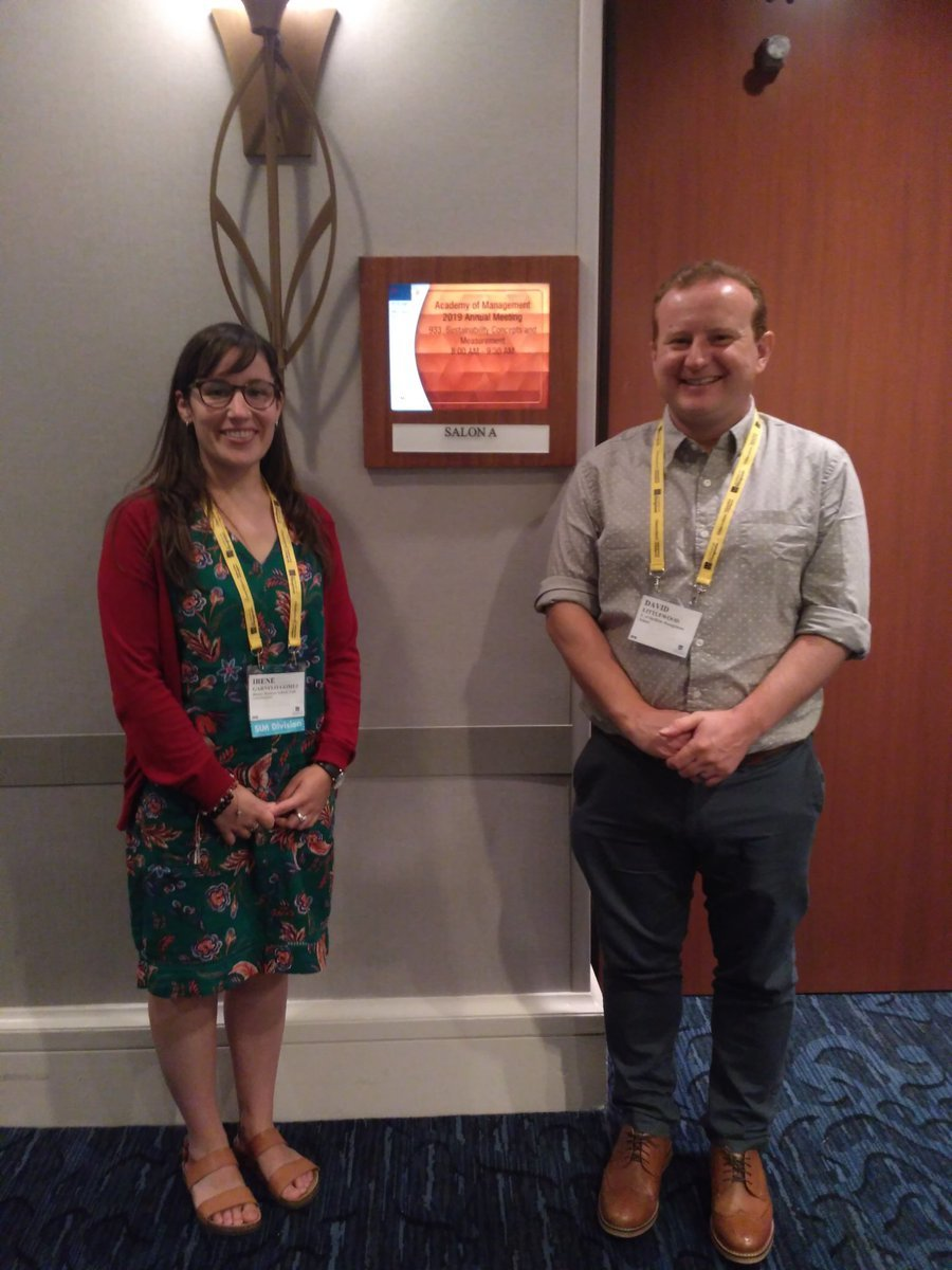 JMCR presents research at AoM19 in Boston