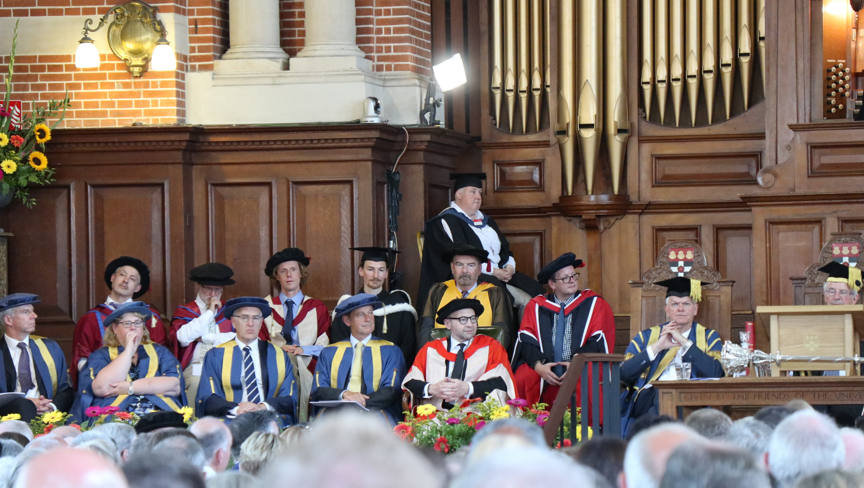Jonathan Shalit graduation