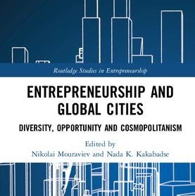 Professor Nada Kakabadse releases book - 'Entrepreneurship and Global Cities'