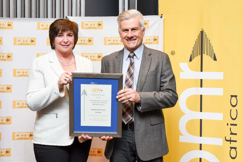 PMR.africa award for Henley Africa