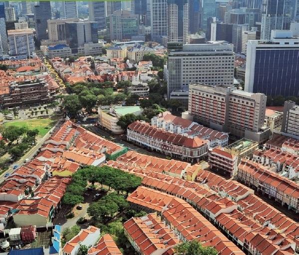 Supporting smart urban development