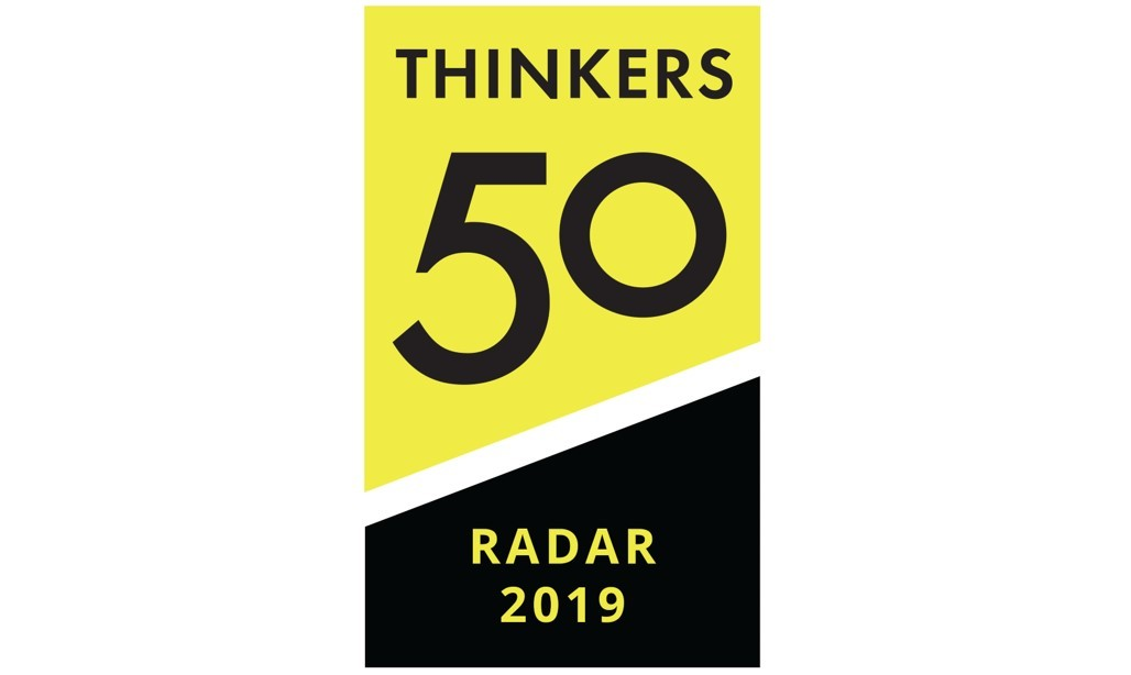 Leadership Professor in Thinkers50 Radar