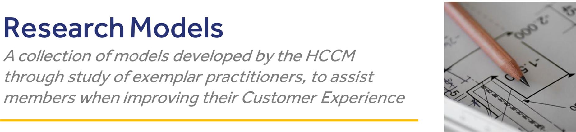HCCM Research Models
