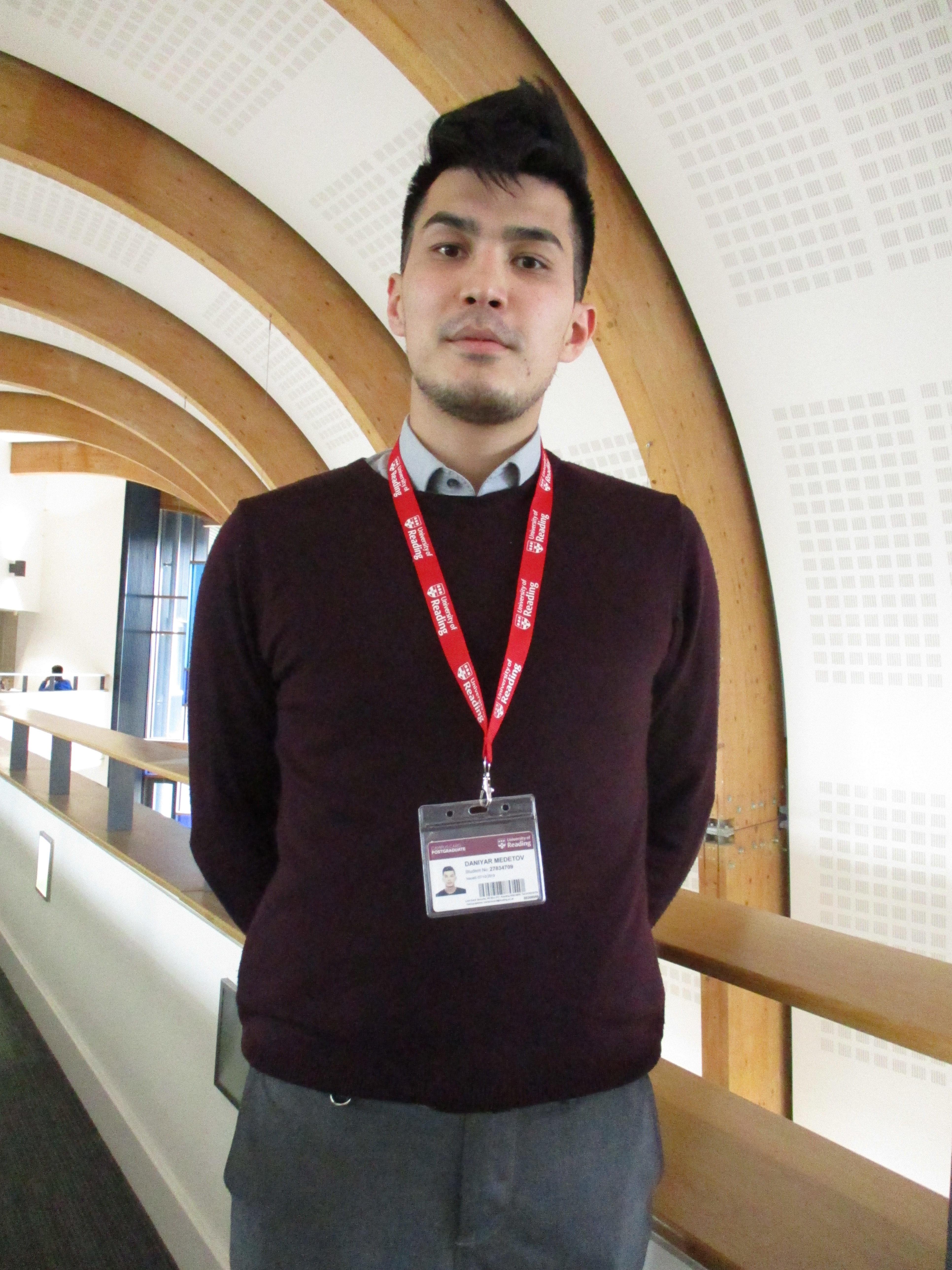 Daniyar Medetov
