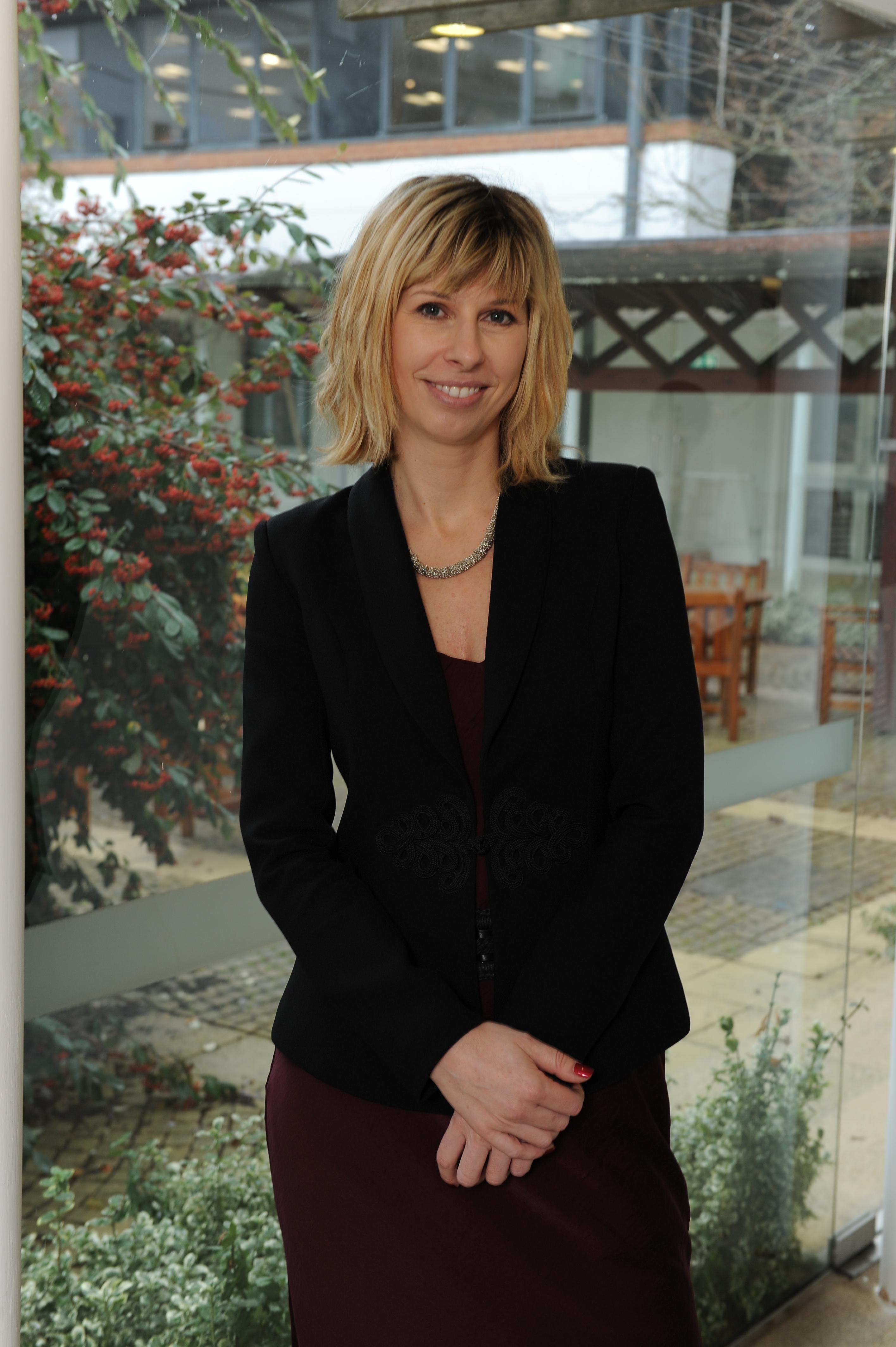 Dr Dorota Joanna Bourne