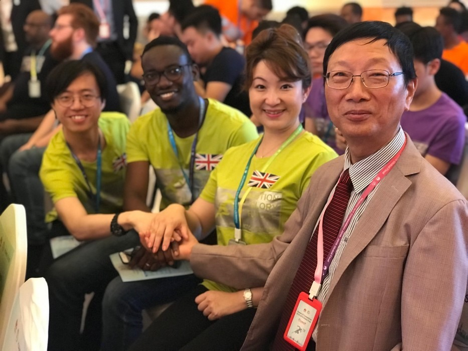 2019 Huawei ICT Competition Global Final