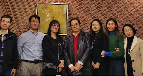 Dr Irina Heim Invited to Deliver Research Seminar in China