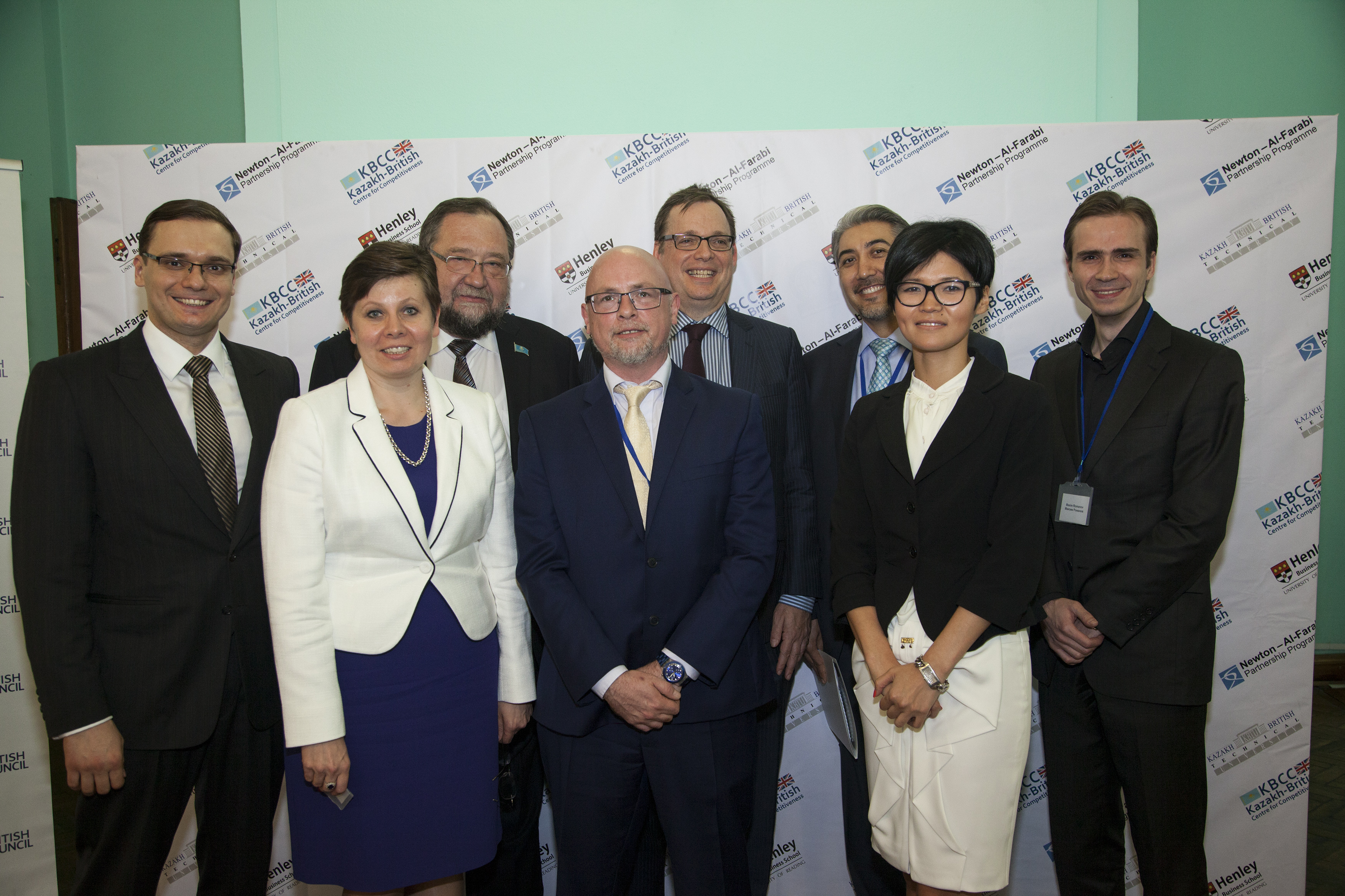 Kazakh-British Competitiveness Centre opens