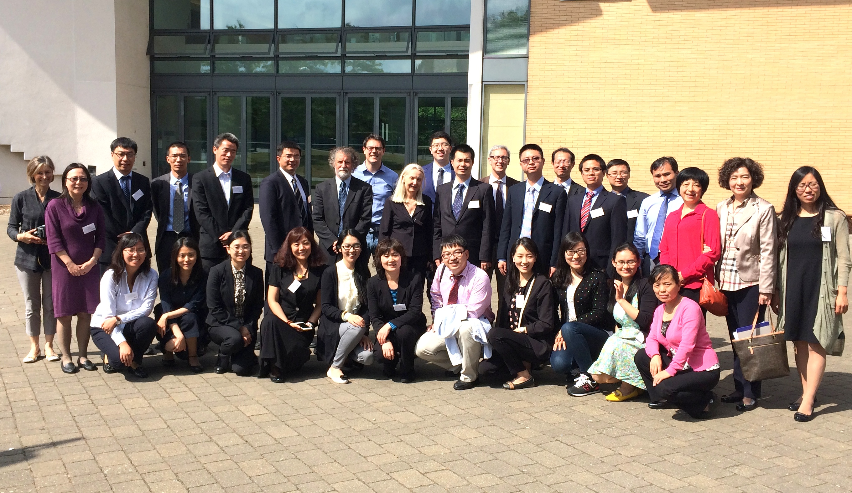 Real Estate & Planning host a visiting delegation from the Chinese Academy of Social Science