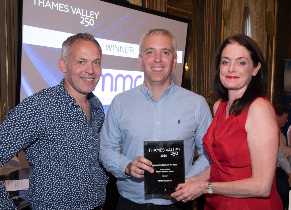 Thames Valley 250 dinner recognises region's top performers
