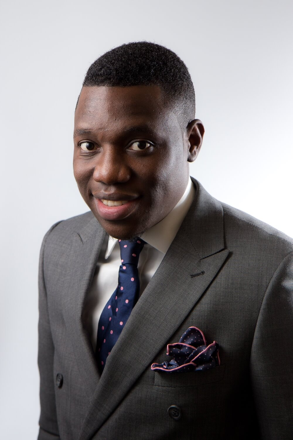 Adeyinka Adewale has been selected as HBS candidate for PhD Researcher or the Year Award