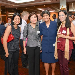 Alumni Gatherings in Singapore and Hong Kong
