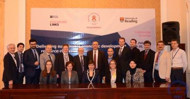 CEAS of Henley Business School and Khazar University host Workshop for young Researchers
