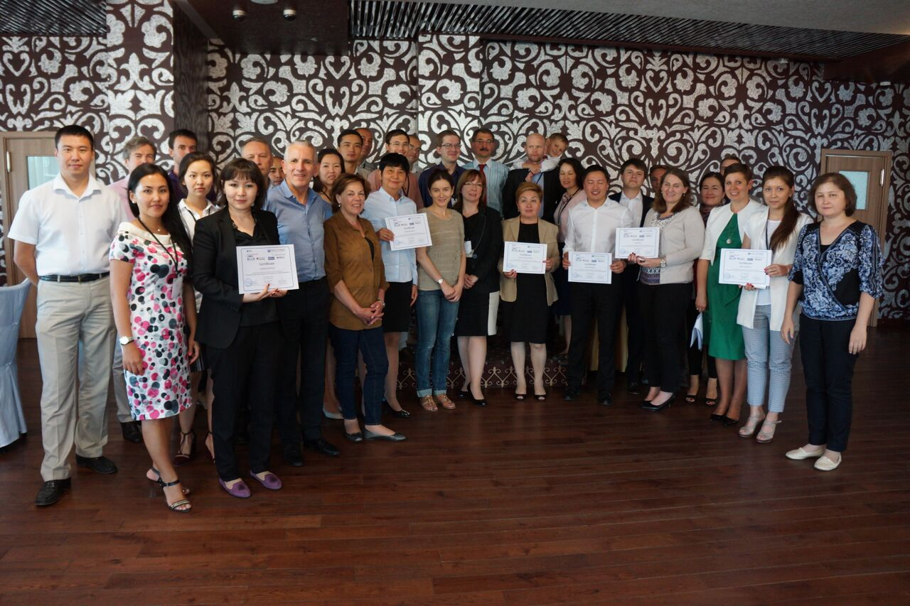 Clean Energy Workshop held in Astana in August 2015