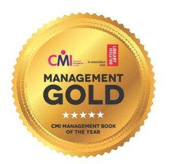 Customer experience text scoops top award at CMI Management Book of the Year