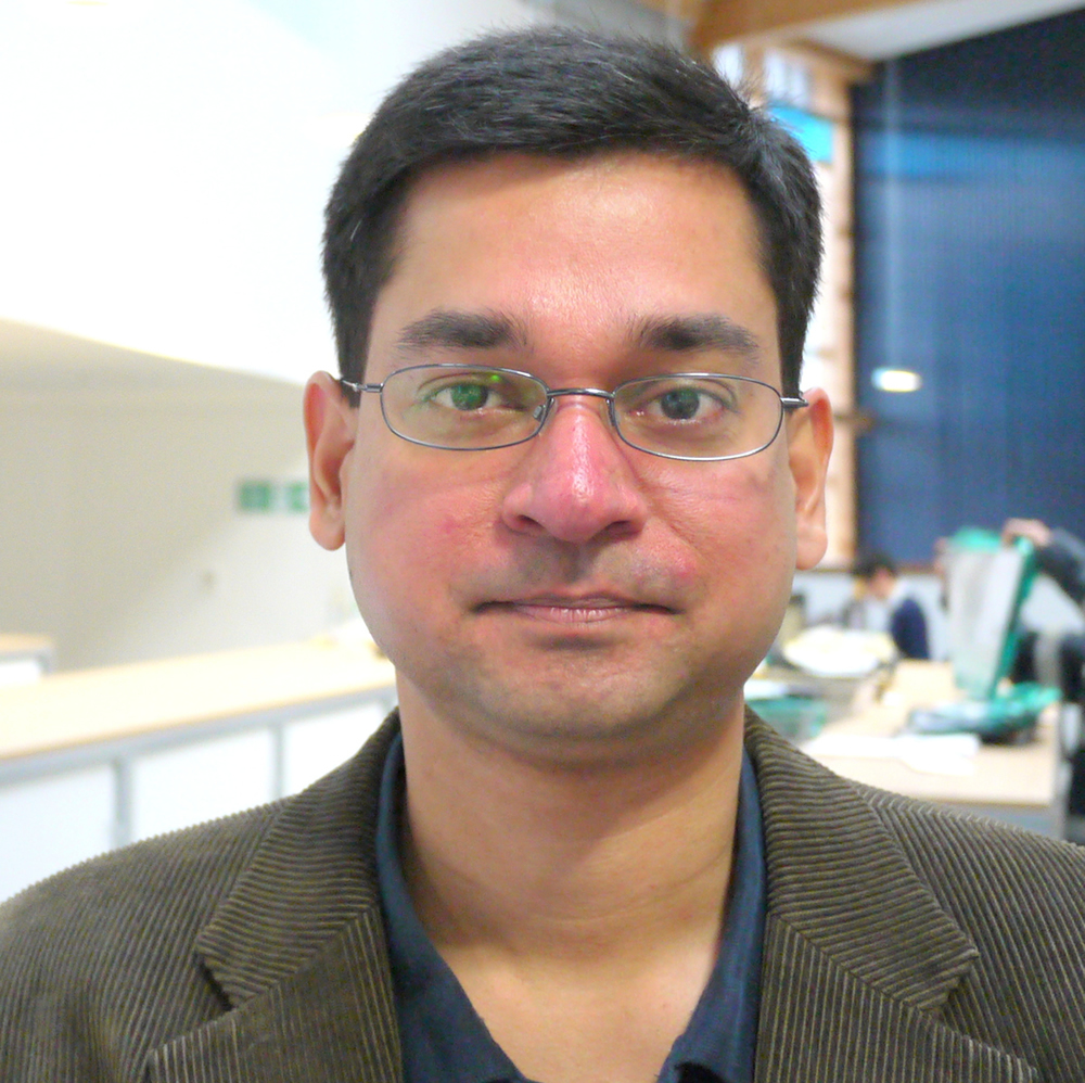 Dr Anupam Nanda appointed Academic Director of the Centre for Intelligent Places