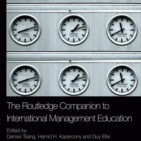 Dr Denise Tsang has International Management Education book published