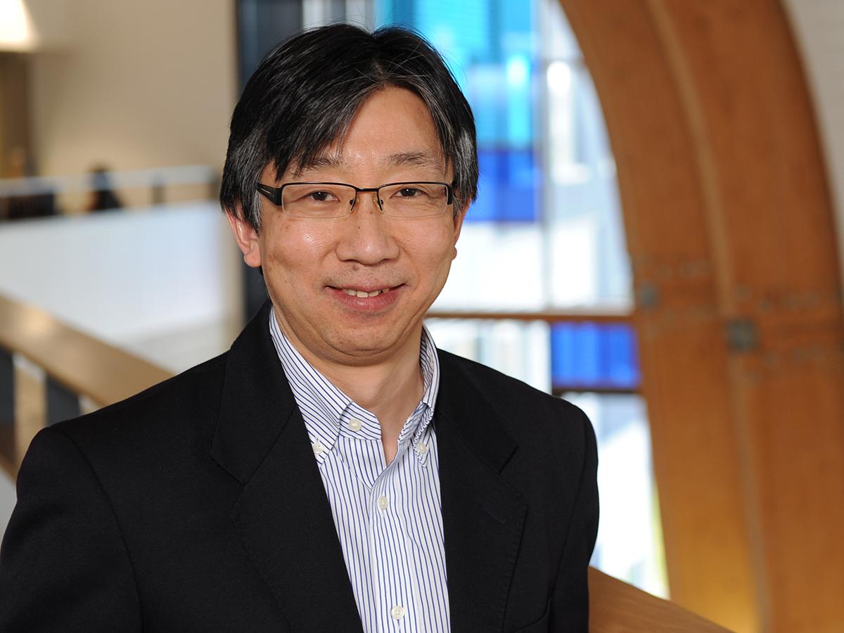 Professor Keiichi Nakata