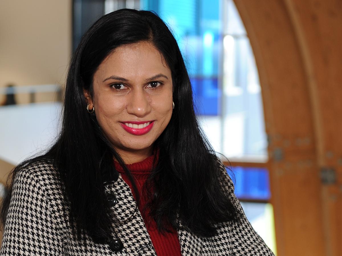 Dr Ronita Ram
